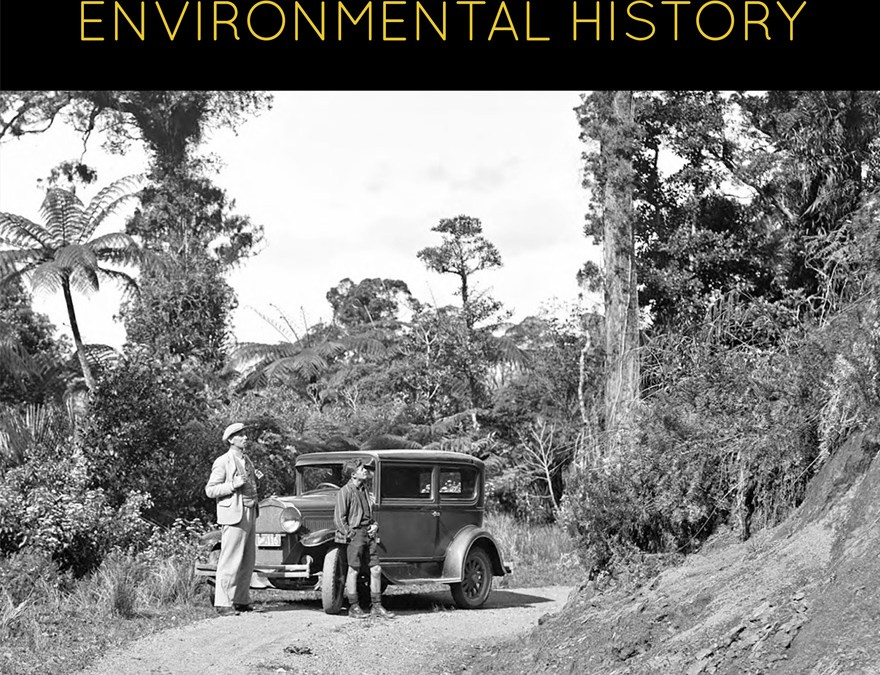 New issue of the International Review of Environmental History now available