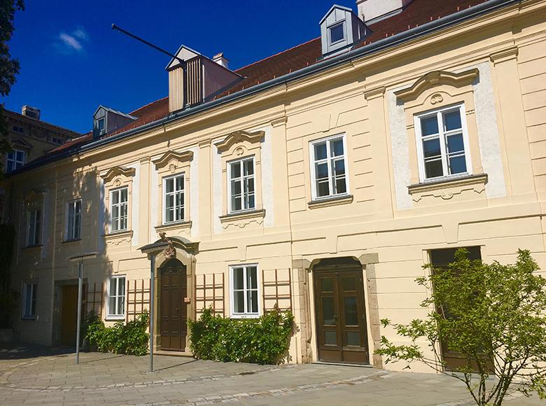 Dissertation Writing-up Fellowship opportunity, KLI Klosterneuburg