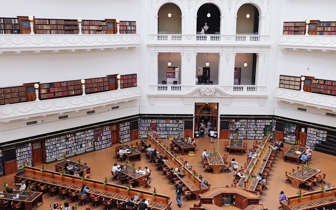 State Library of Victoria Fellowships
