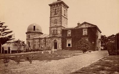 Sydney Observatory Residency Program