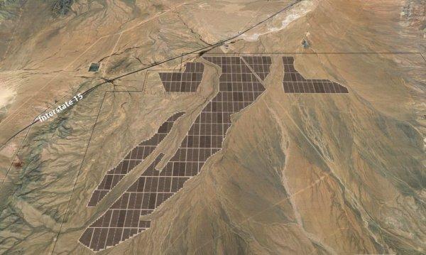 $1 Billion Nevada Solar Plus Storage Project Gets ...