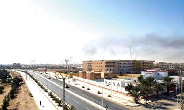 Classement des communes en Algérie selon leurs ressources financières en 2012