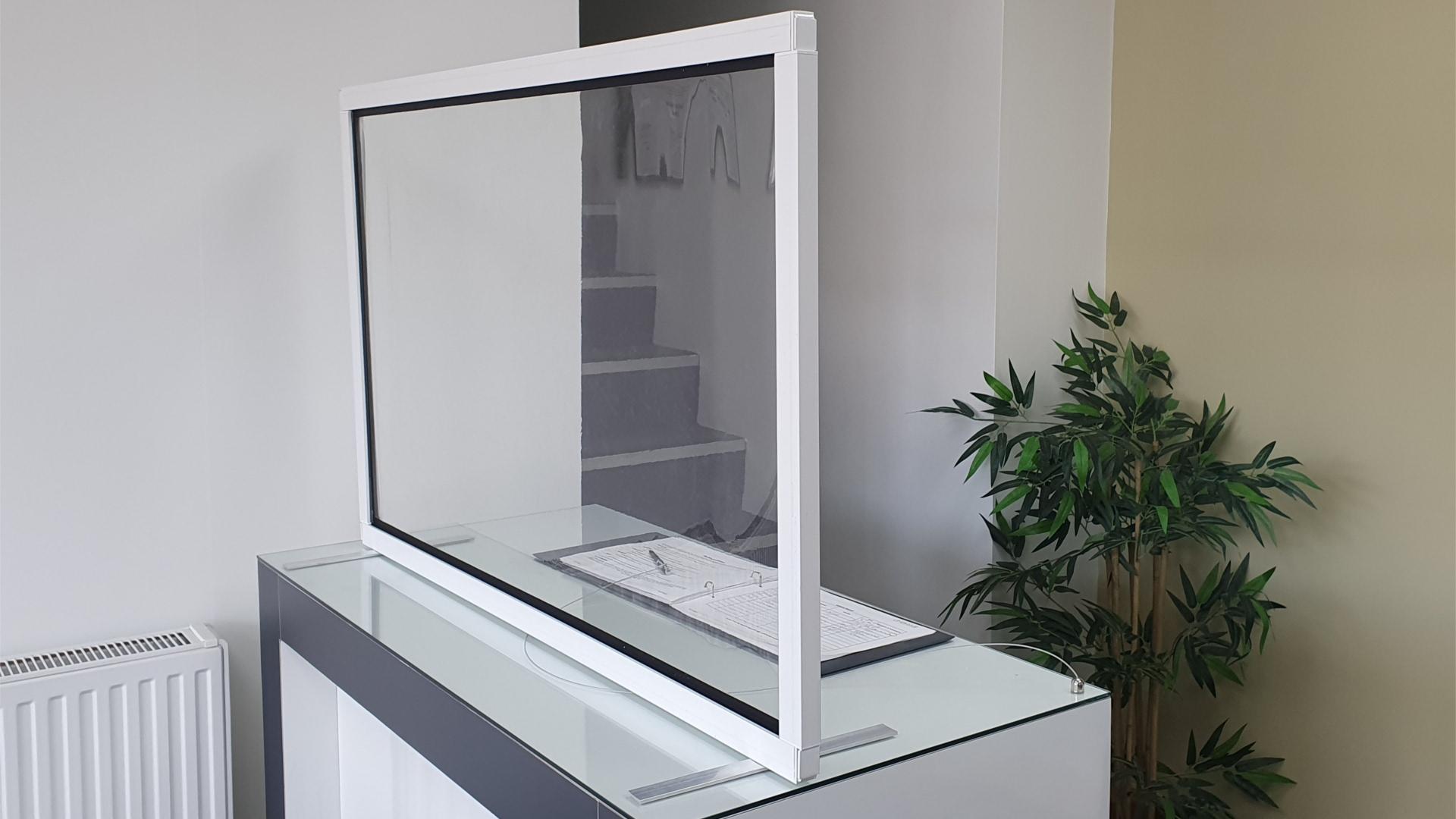 DeskLok screen