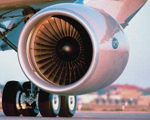 PW4000-100 MRO demand is expected to remain consistent at 100-150 overhauls per year through 2025. Credit: Pratt & Whitney