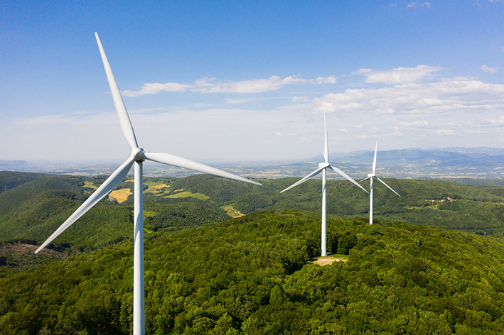 Le «repowering», avenir d'un marché éolien mature
