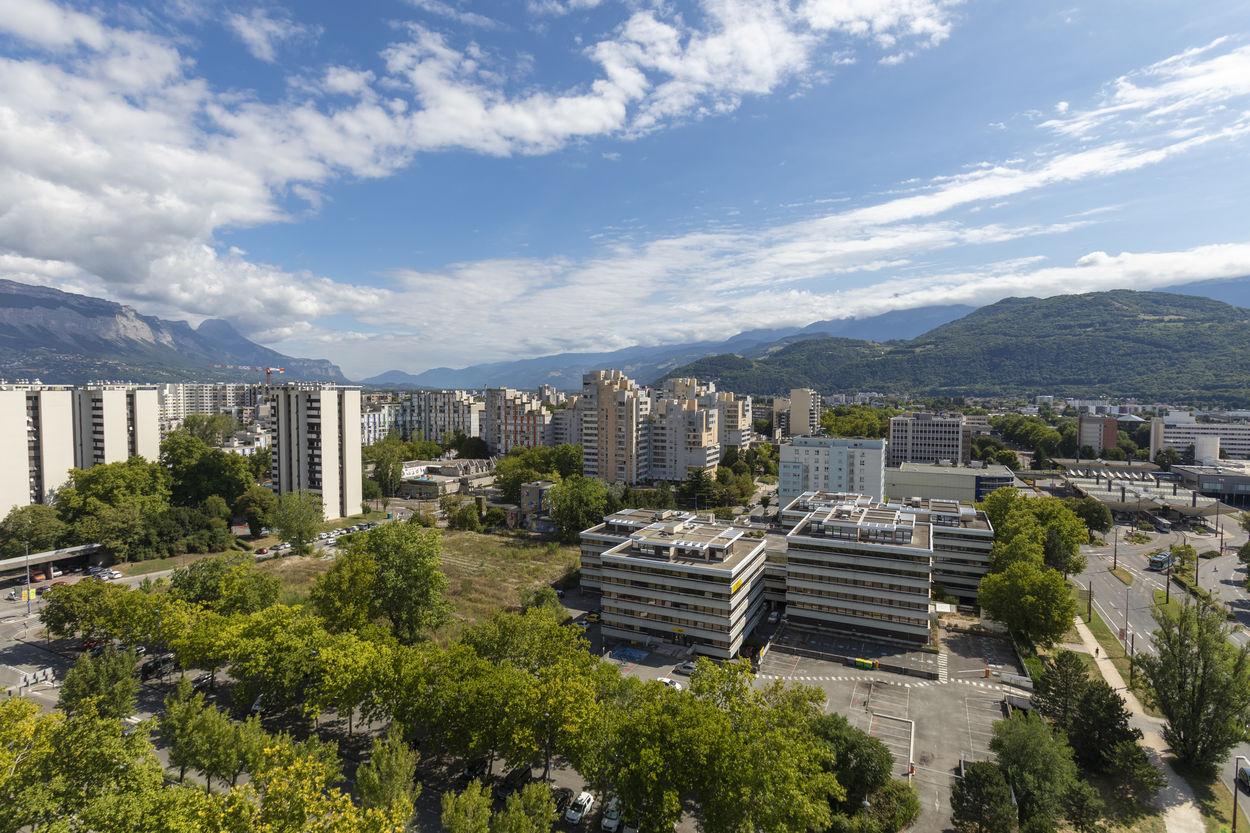 Grenoble Alpes Métropole: lancement du projet Grandalpe