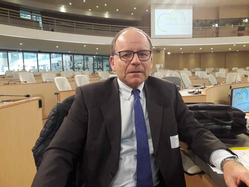 Fréderic Fructus, président de France Chimie Auvergne-Rhône-Alpes : les jeunes peuvent avoir des carrières intéressantes dans la Chimie