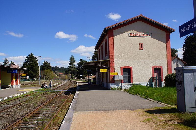 La liaison ferroviaire Clermont-Ferrand – Saint-Etienne oubliée du contrat de plan Etat-Région