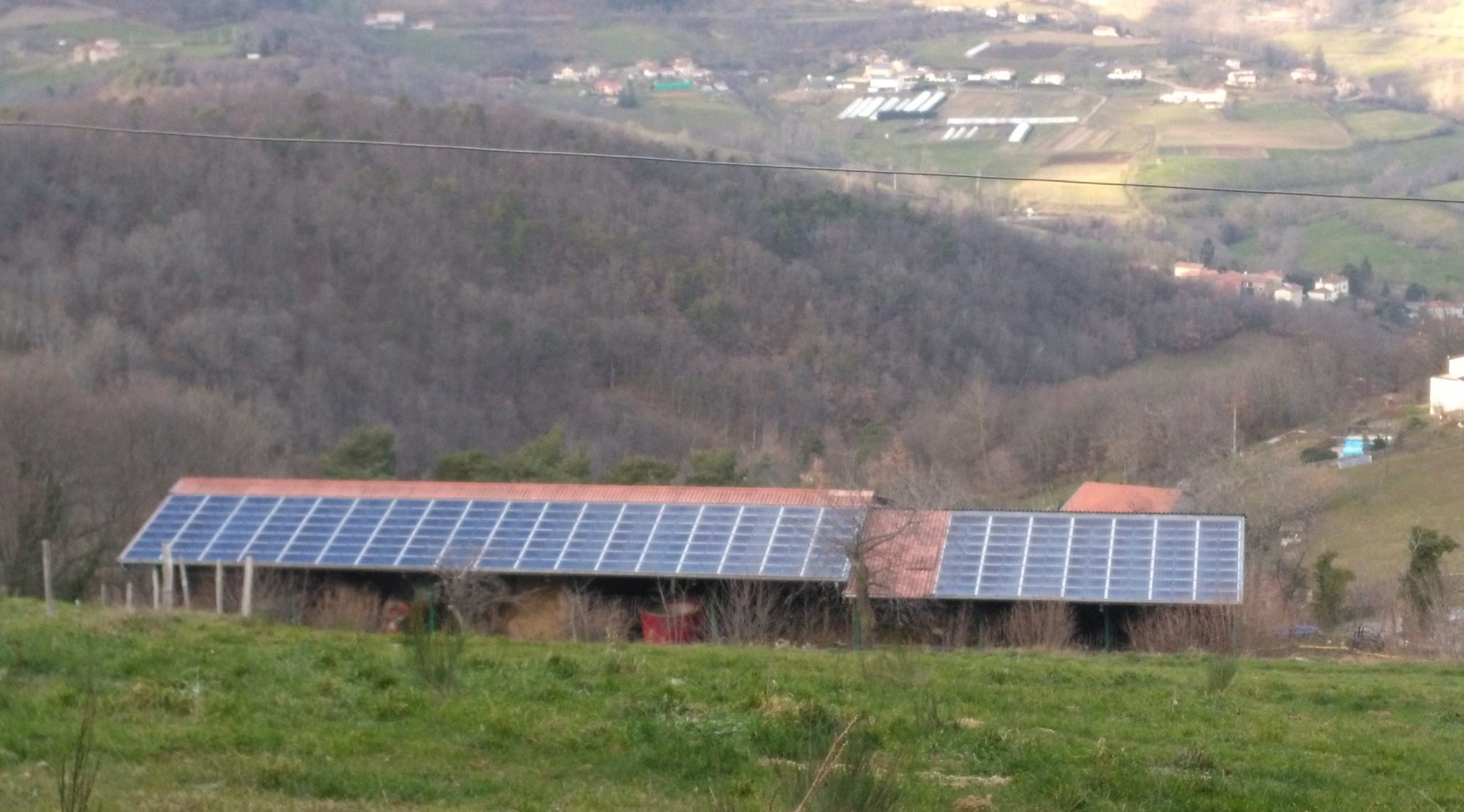 Photovoltaïque : le Cantal doit gérer des situations de surproduction
