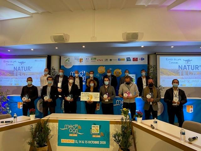 Concours Natur'Tech 2020 : 4 des 8 lauréats en Auvergne-Rhône-Alpes