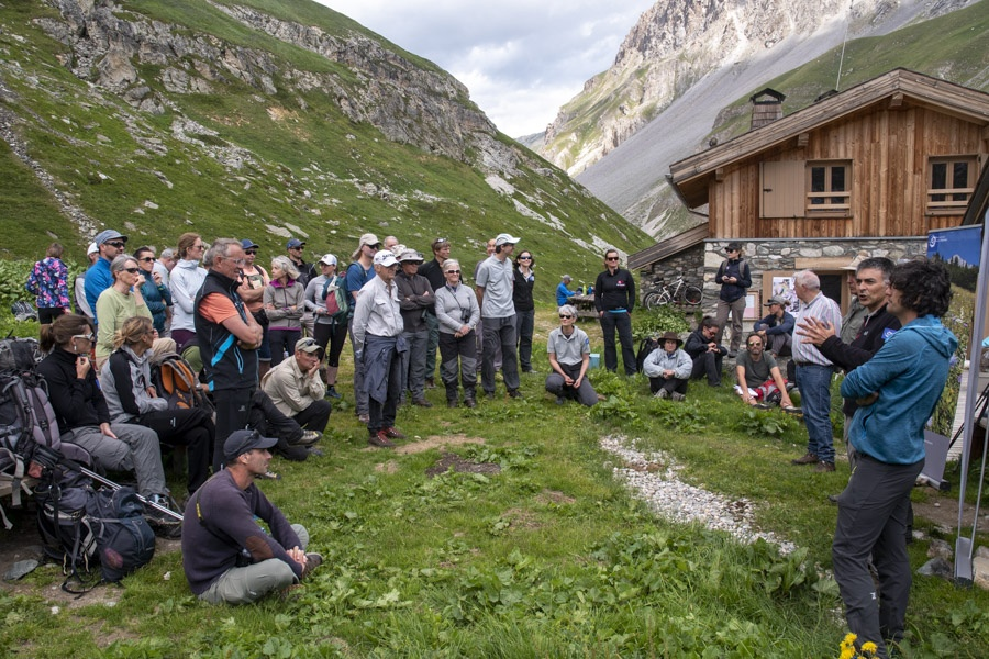 La Montagne du Saut, nouvel observatoire du changement climatique dans les Alpes