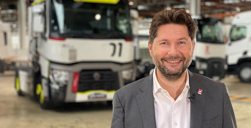Renault Trucks France rejoint la convention des entreprises pour le climat