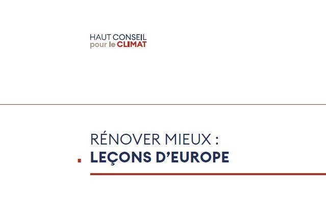 Émissions de CO2 : la France doit accélérer son effort pour le bâtiment