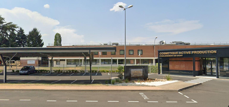 Vichy: Total solarise le site industriel de L'Oréal