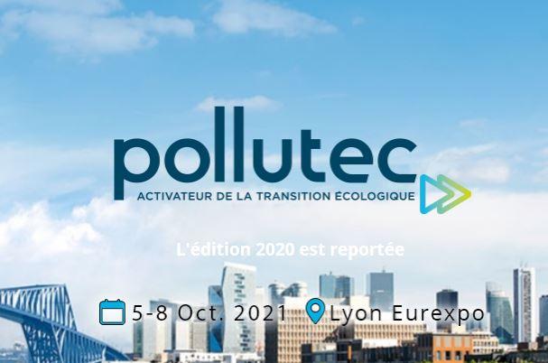 Pollutec reporté à octobre 2021