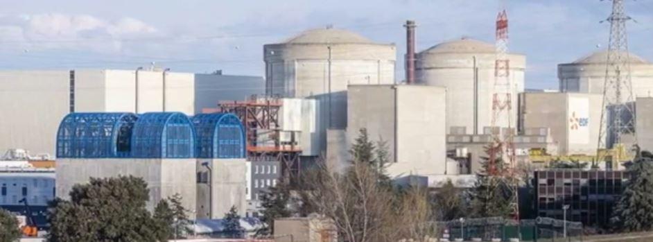 Tricastin : quatrième visite décennale réussie pour le réacteur numéro 2