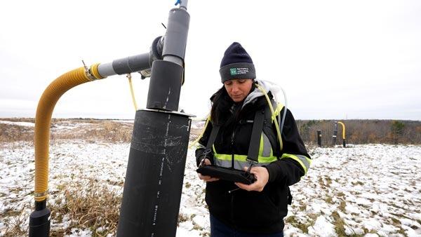 Biométhane : première référence en Amérique du Nord pour Waga Energy