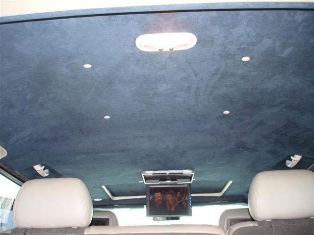2003 H2 Hummer SUV Custom Envision Auto