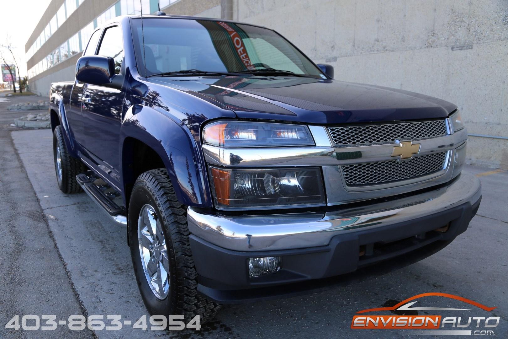 Chevrolet Colorado Lt 4 4 Z71 5 3l V8