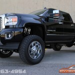 2016 Gmc Sierra 2500hd Denali Crew 4x4 10in Fts Lift 37in Tires Under 5000 Kms Envision Auto