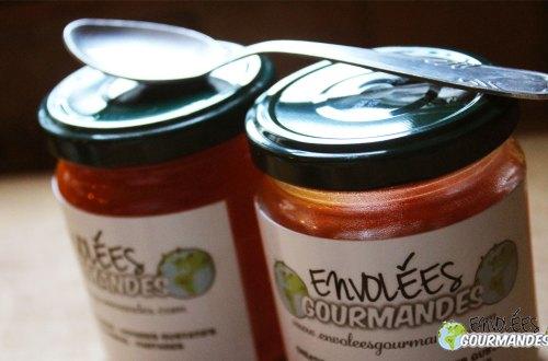 Marmelade-Papaya-Ingwer-Zitrone