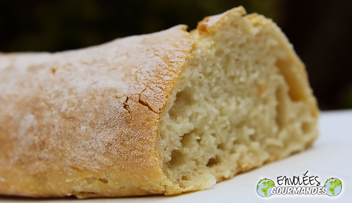 Mein hübsches einfaches Brot