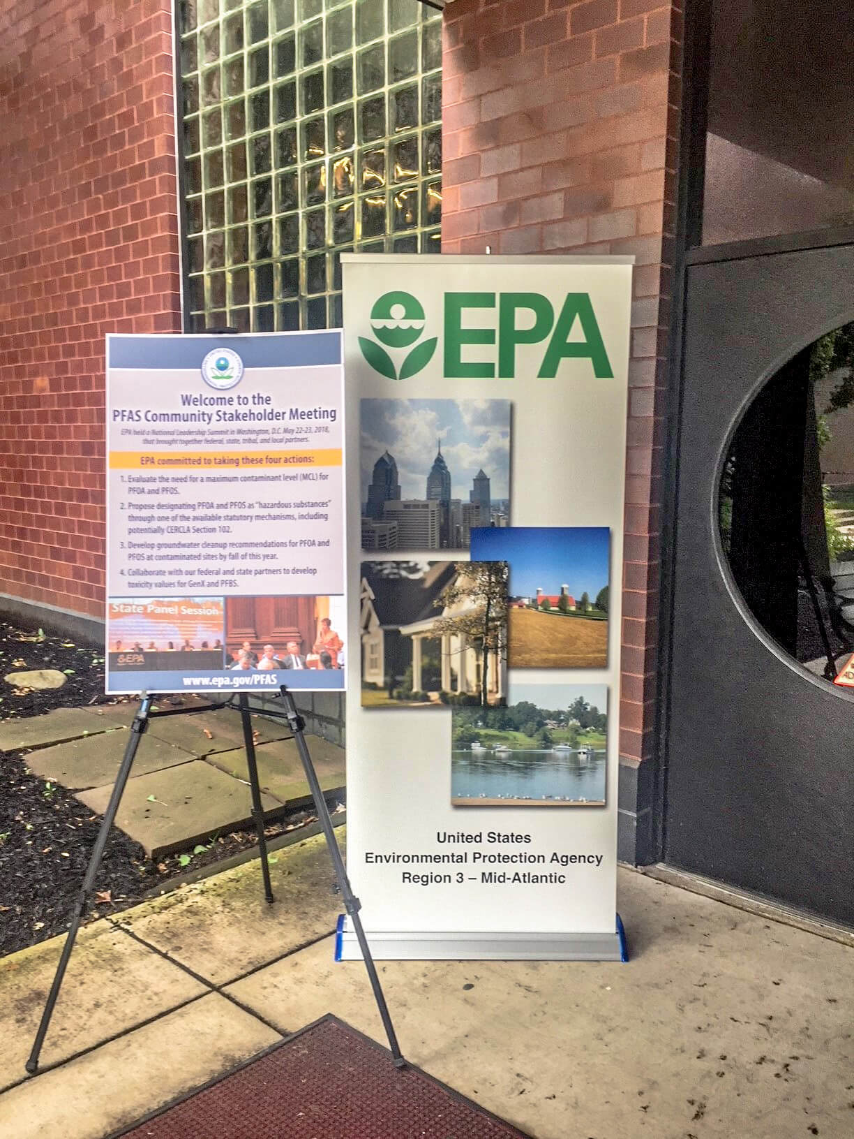 US EPA Tackles PFAS Issues at Community Engagement Event
