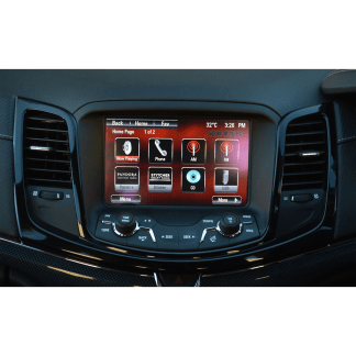 Holden VF Mylink Apple Carplay and Android Auto Interface
