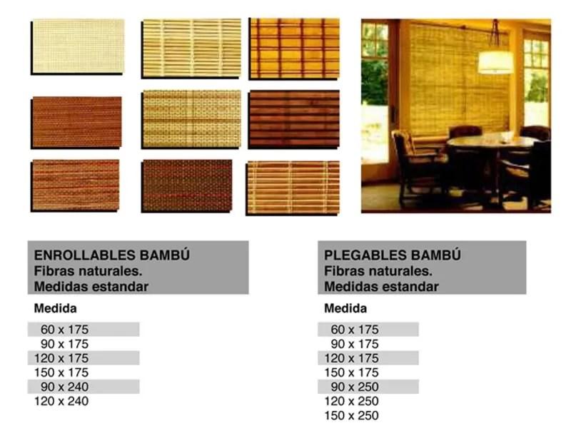 Estores plegables de bamb enxebre decoraci n - Estores de bambu para exterior ...