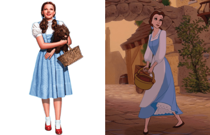 Diy archives enzabeautifulenzabeautiful dorothy wizard of oz belle beauty and the beast skin skincare solutioingenieria Gallery