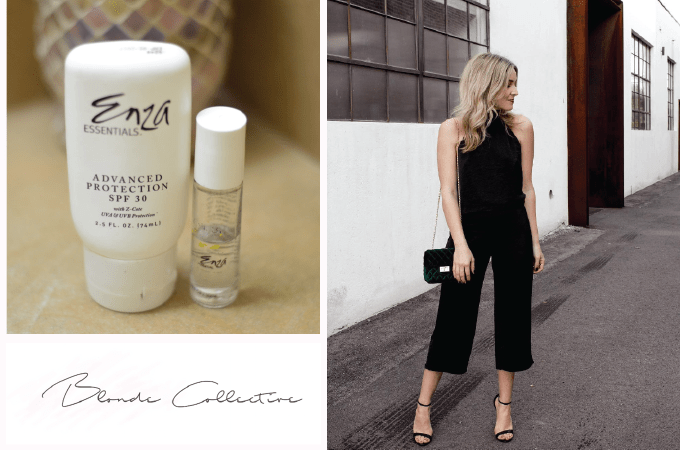 January Blogger Lovin', enza essentials, skin, skincare, beauty, bloggers, blogger love, Blonde Collective