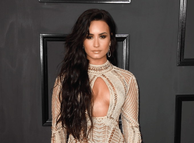 MUST-SEE BEAUTY LOOKS, Grammys, 2017, Red Carpet, Skin, Skincare, Beauty, Enza Essentials, Demi Lovato