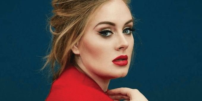 CELEBRITY SKIN ENVY, ADELE, celebs, makeup, fashion, style, enza essentials, jane iredale, skin, skincare, beauty, routine