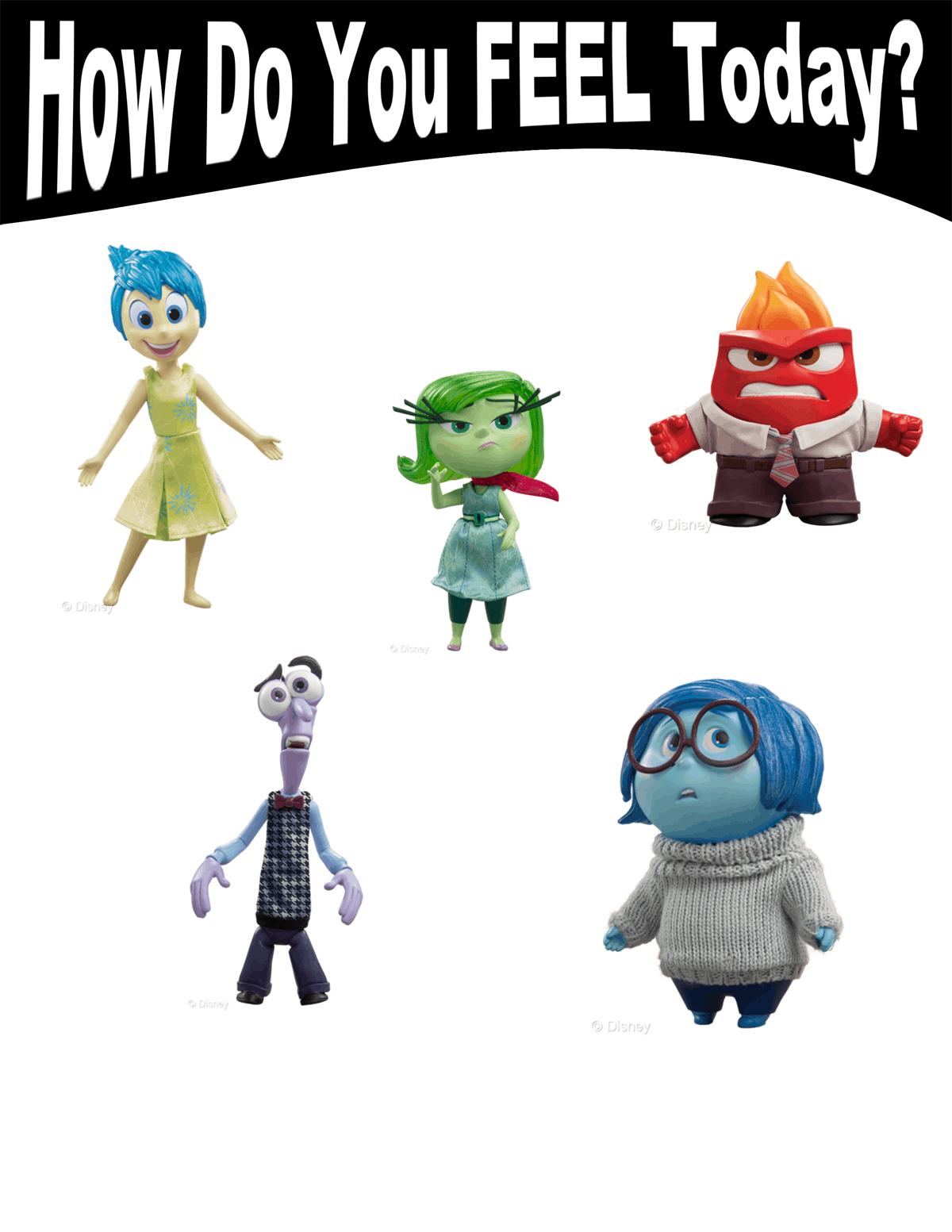 Images About Inside Out Emotions
