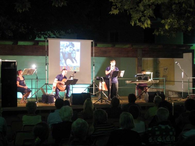 enzo crotti - concert