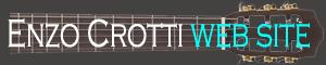 enzo crotti italian guitarist logo