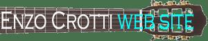 enzo crotti - italian guitarist logo