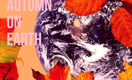"Single: ""Autumn on Earth"" – Relaxing music on Schumann Resonance"