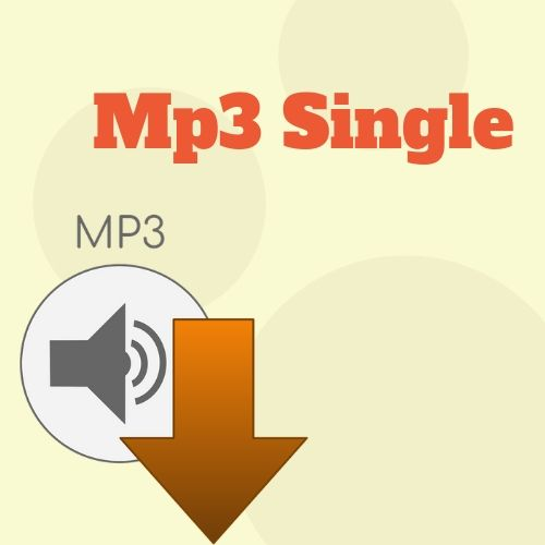 Mp3 single Icon