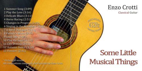anteprima copertina nuovo CD Enzo Crotti