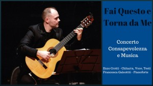 Concerto Musica e Consaevolezza