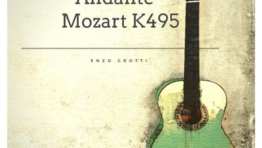 "Singolo: ""Andante – Concerto K 495"" – Mozart (Musica a 432 Hz Integrale)"