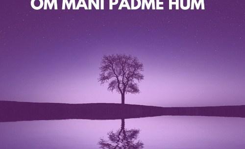 "Singolo: ""OM Mani Padme Hum"" Mantra 432 Hz Integrale"
