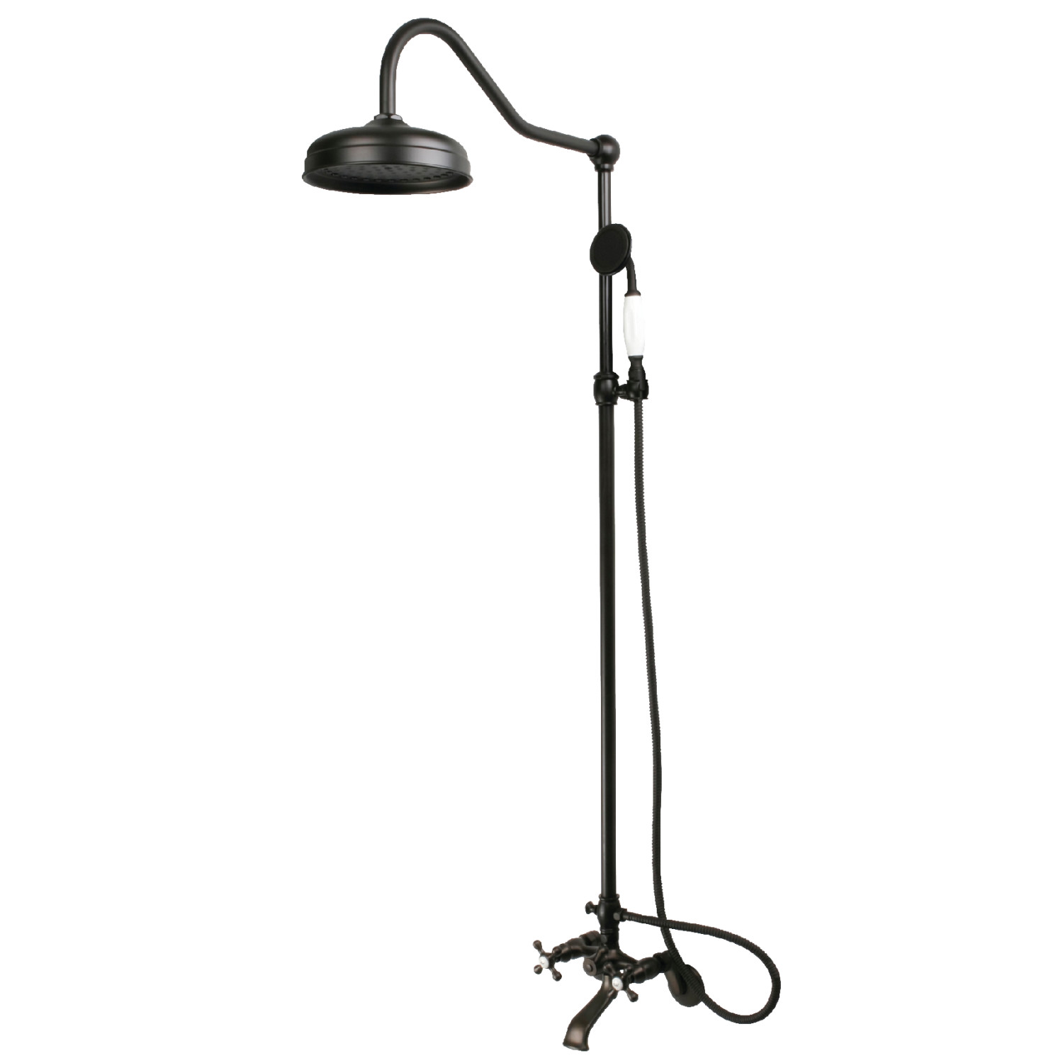 Elements Of Design Edk2665 Shower Combination Oil Rubbed Bronze