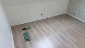Mon nouvel atelier en préparation
