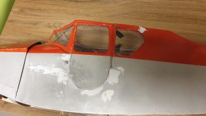 Door adjustments and fuselage finishes