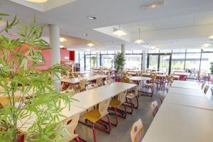 Cantine d'entreprise Éole, restaurant solidaire à Tarnos