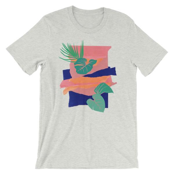 T-shirt | TROPICALIA | PLANTES | EOLE Paris