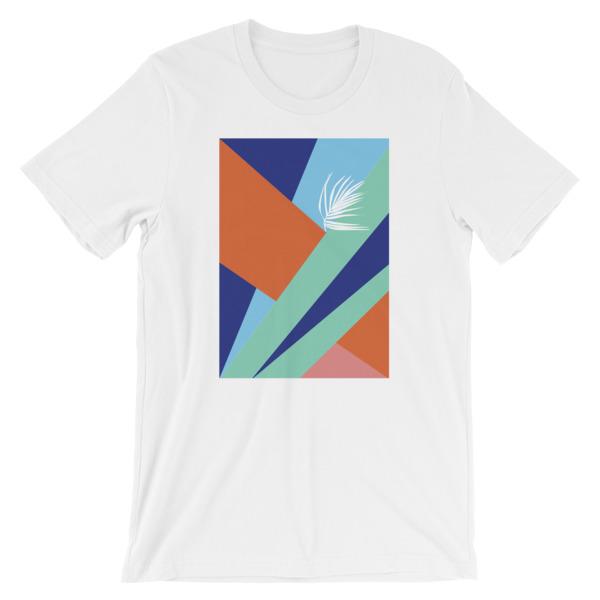 T-shirt | Dessin Exotique |Tropicalia