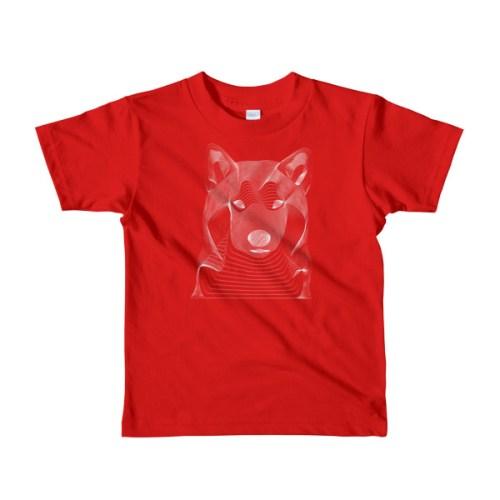 T-shirt | Chien Loup |Résonance |Enfant